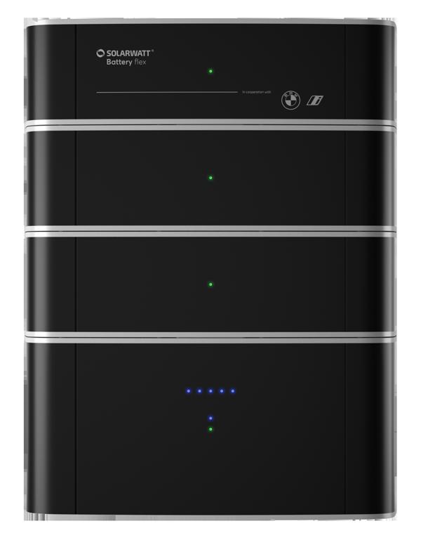 Battery flex foto