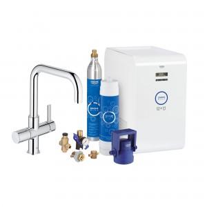 grohe-blue-starter-kit-with-single-lever-kitchen-mixer-u-spout-chrome--fg-31324001_0a