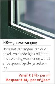 Aanbieding Maassluis HR++
