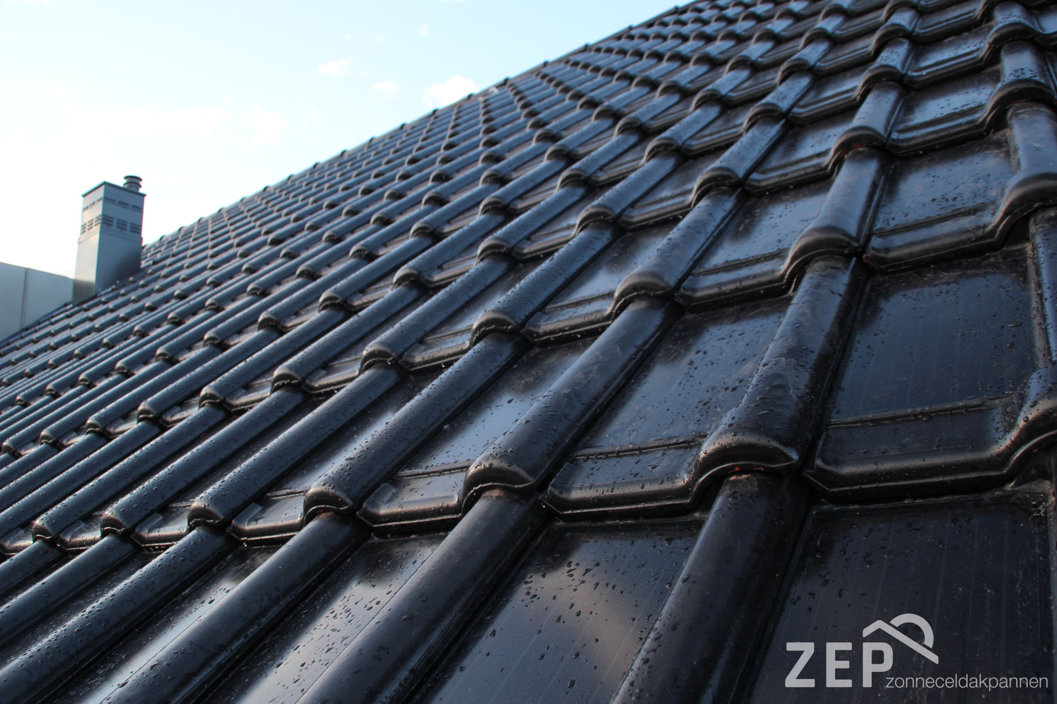 ZEP zonneceldakpannen - WoonwijzerwinkelWoonwijzerwinkel