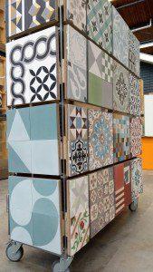 Tegels Den Haag.Portugese Cement Tegels Van Patroonfabriek