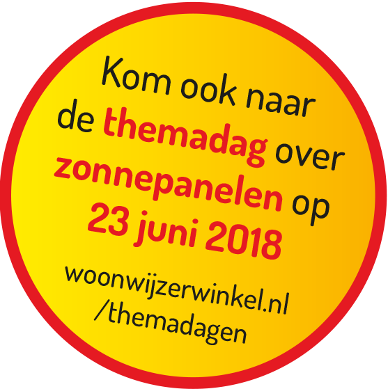 Sticker themadag