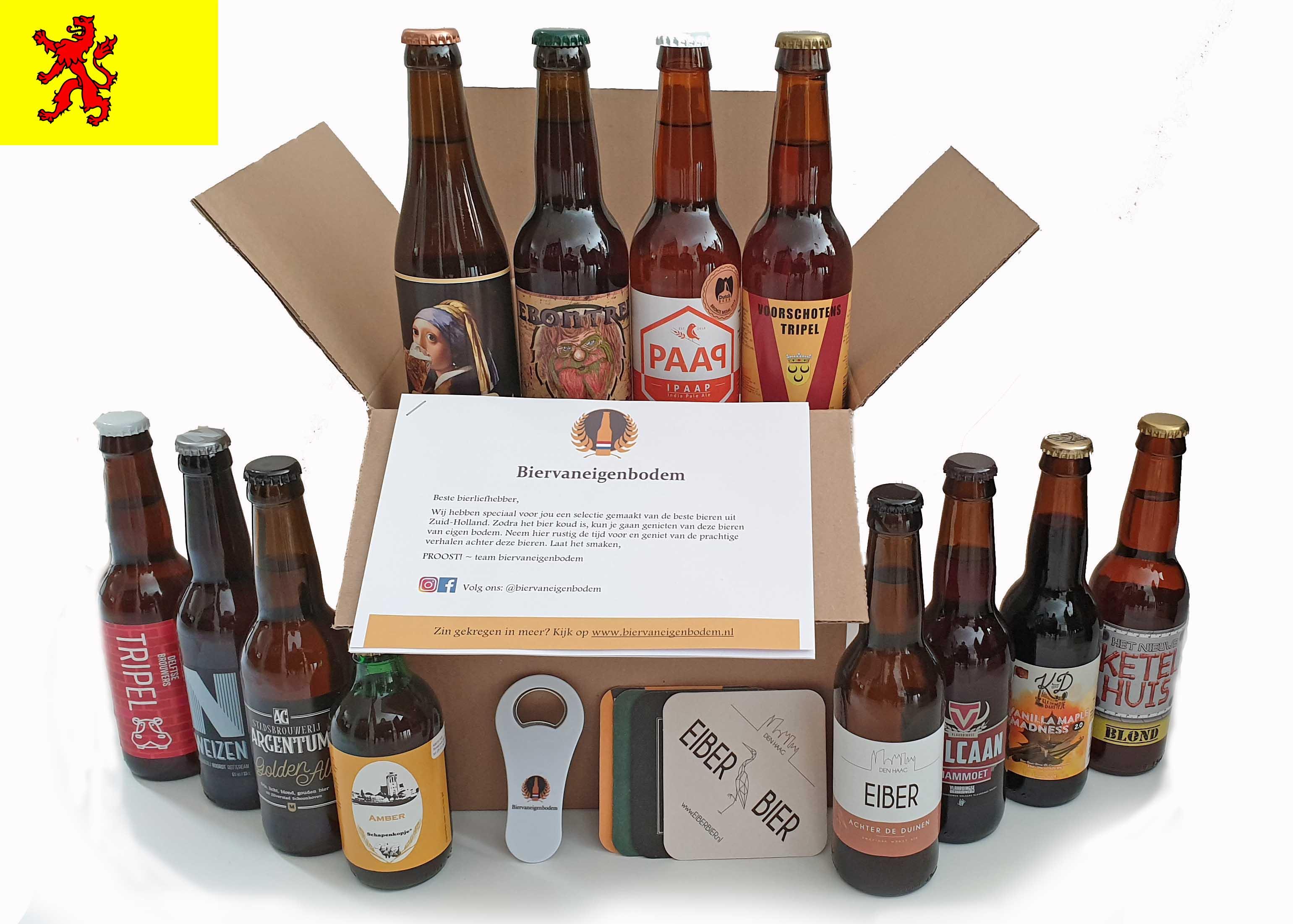 Bierpakket ZH 12