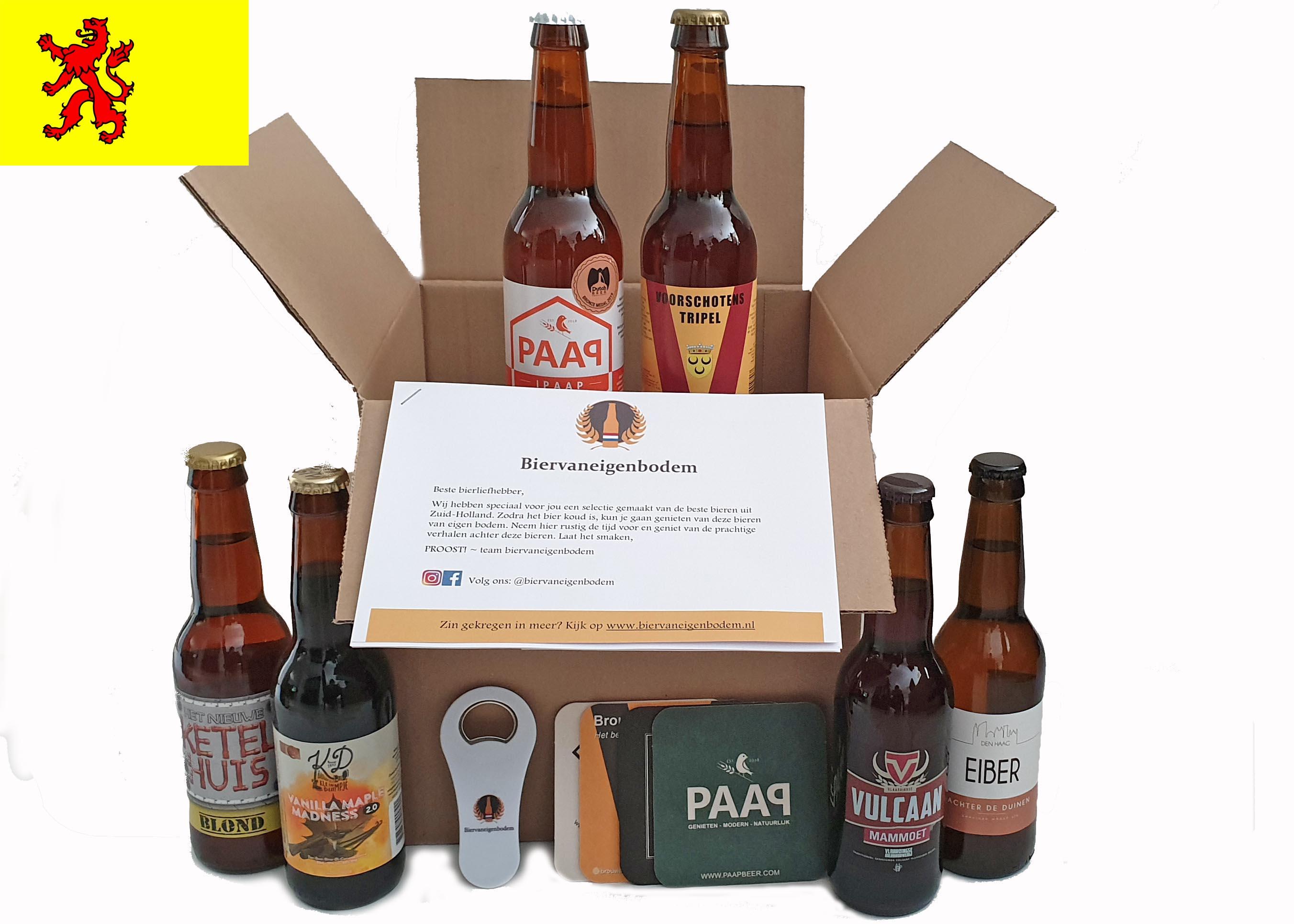 Bierpakket ZH 6