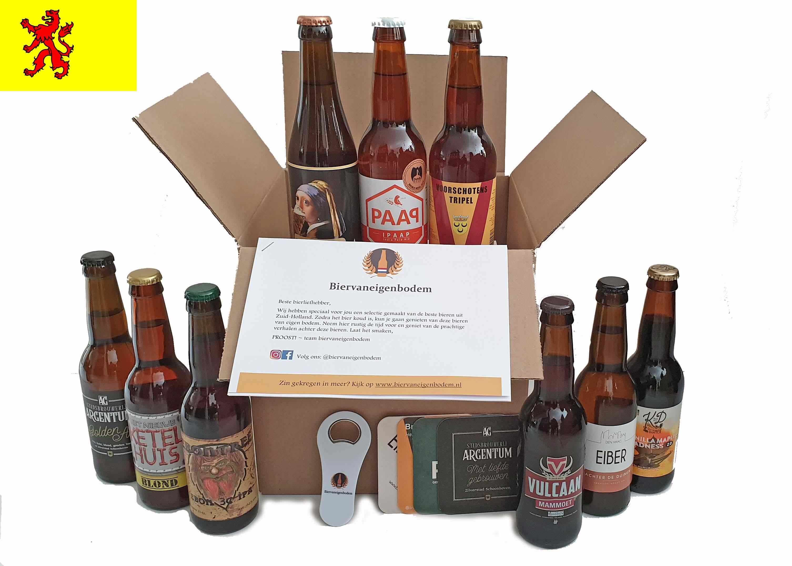 Bierpakket ZH 9