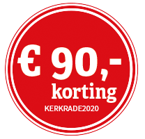 KERKRADE_korting_negentig_rood