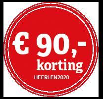 HEERLEN_korting_negentig_rood