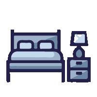 JagaPakket_slaapkamer