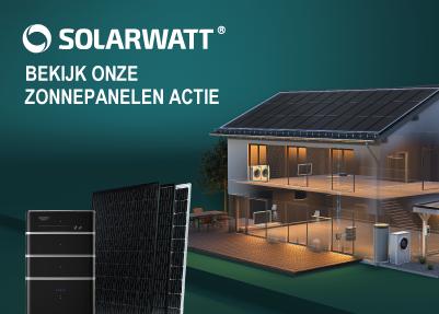 Solarwatt-actie-banner